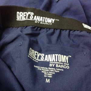 ece2779666d Grey's Anatomy Pants   Greys Anatomy Scrub Size Mp Navy   Poshmark